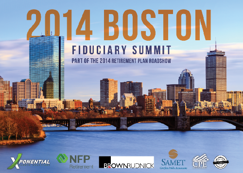 Boston Fiduciary Summit