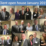Client open house event photos