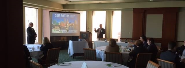Jay Kessler speaks at Boston Fiduciary Summit