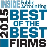Samet  Named To The 2015 INSIDE Public Accounting Best of the Best Firms to Watch List